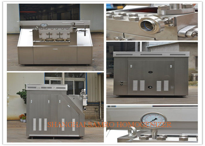 Professional High Performance Two Stage Homogenizer Equipment
